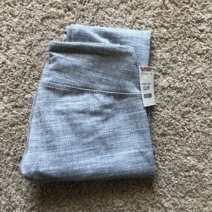 "NWT small Kyodan herringbone 28"" leggings"
